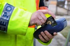 Rendőrség - Bankkártyával is fizethető a szabálysértési